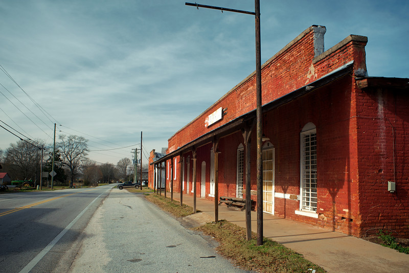 Bostwick, GA (Morgan County) December 2012