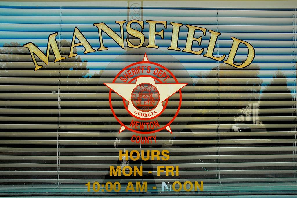 Mansfield, GA (Newton County) November 2009