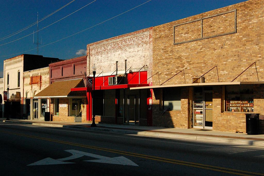 Royston, GA (Franklin County). 2007