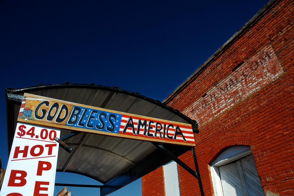 Bostwick, GA (Morgan County) November 2009