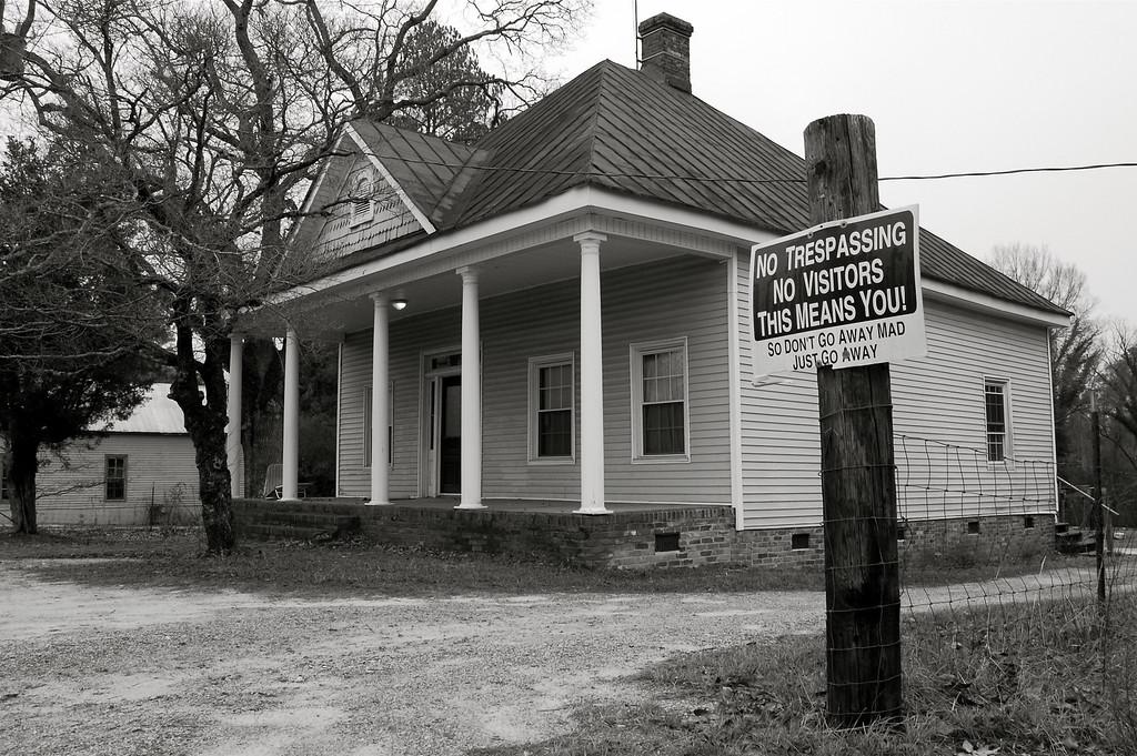 Boneville, GA (McDuffie County) 2007