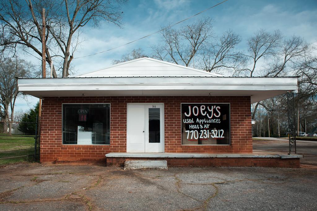 Commerce, GA (Jackson County) December 2015