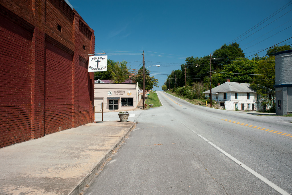Baldwin, GA (Habersham County) September 2015