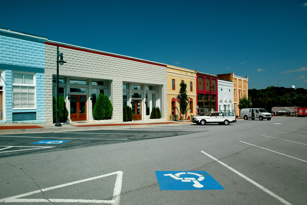 Flowery Branch, GA (Hall County) August 2011