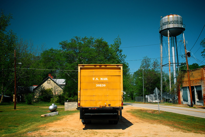 Norwood, GA (Warren County) April 2011