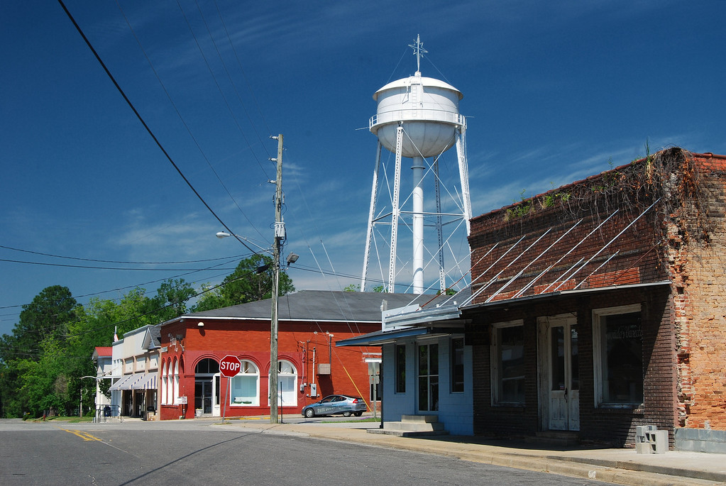 Rhine, GA (Dodge County) May 2008
