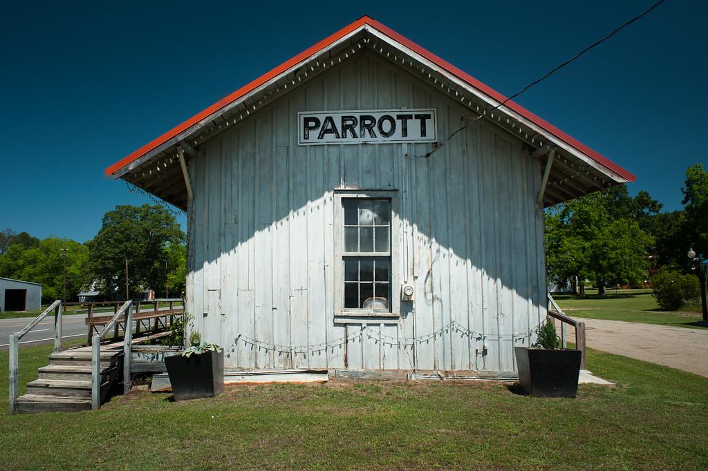 Parrott, GA (Terrell County) May 2017