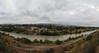 Leaving Tbilisi, following the Mtkvari River