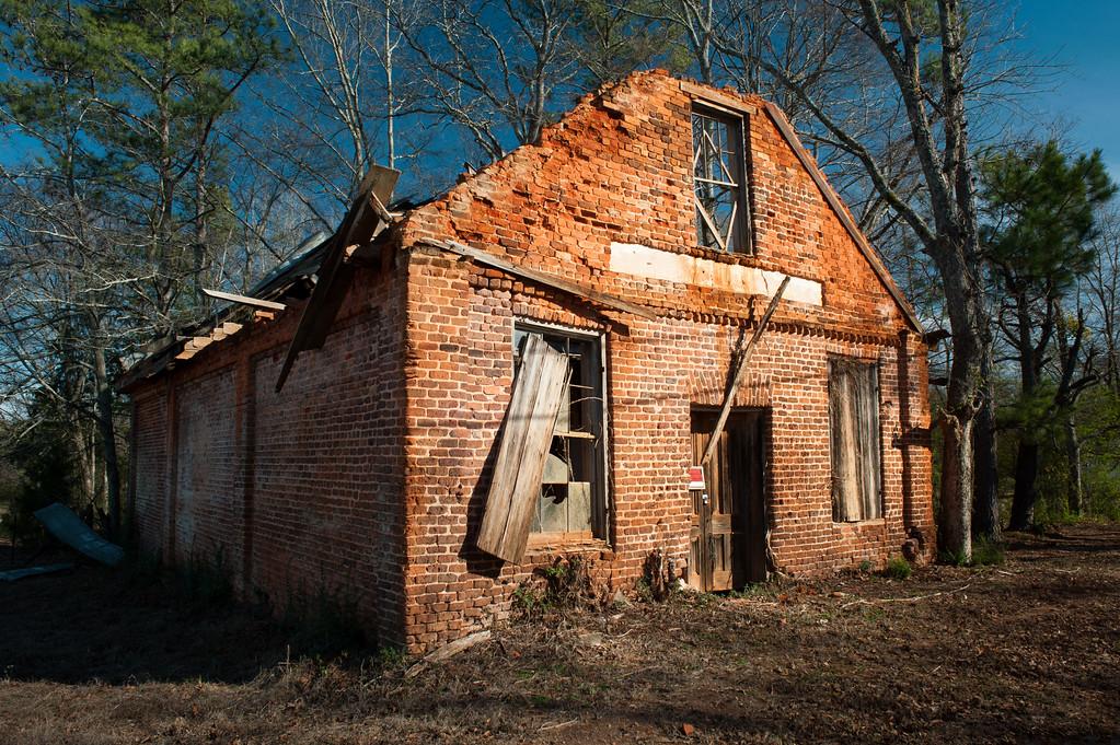 Greshamville, GA (Greene County) January 2017