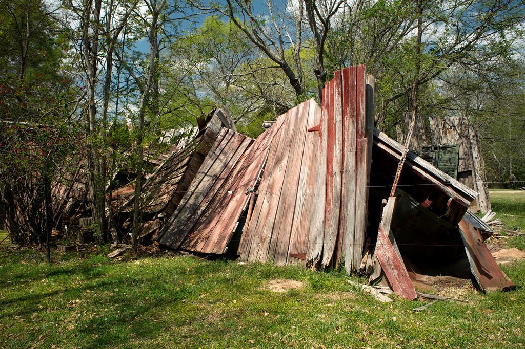 Milledgeville, GA (Baldwin County) April 2013