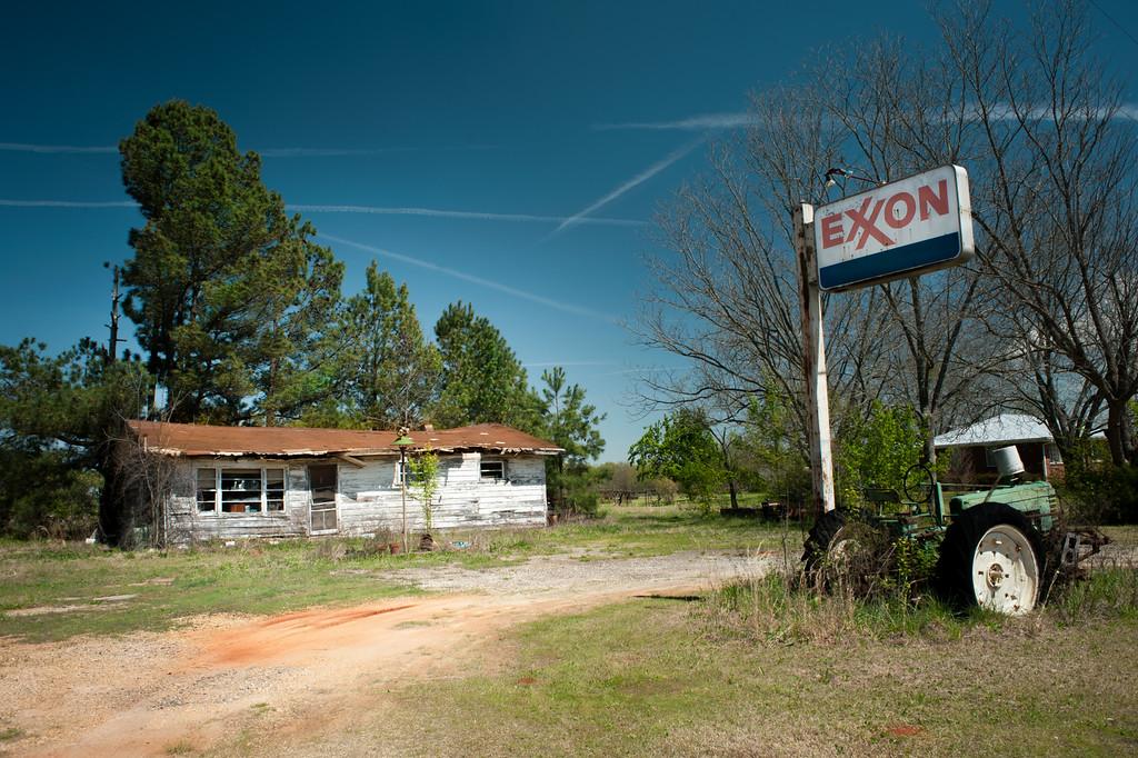 Morgan County (GA) April 2015