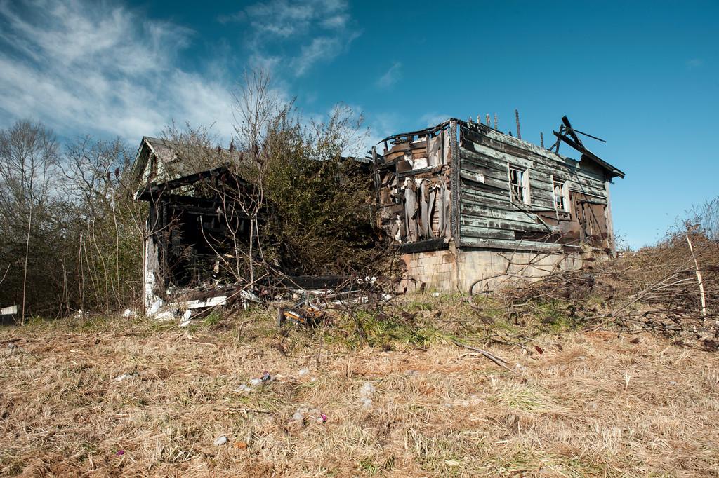 Chestnut Mountain, GA (Hall County) January 2016