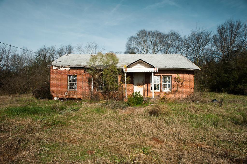 Buckhed, GA (Morgan County) December 2017