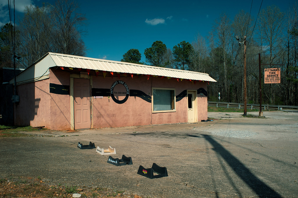 Athens, GA (Clarke County) March 2014
