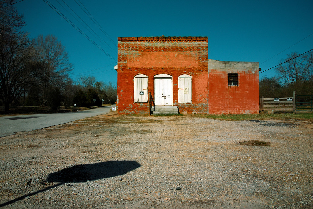 Starrsville GA Newton County February 2011