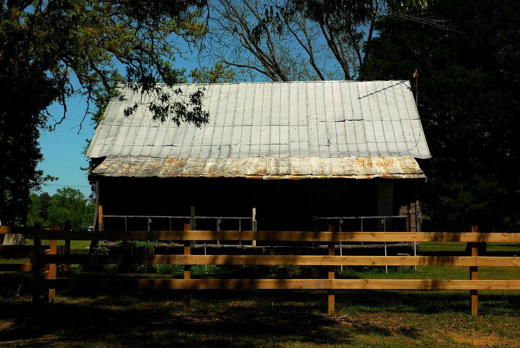 Ochwalkee, GA (Wheeler County) April 2010