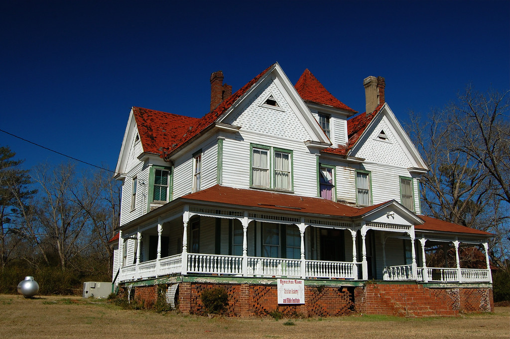 Mayfield, GA (Hancock County) 2008
