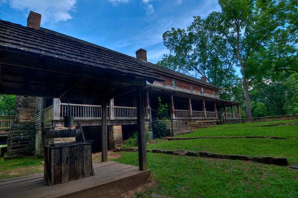 at Traveler's Rest State Historic Site
