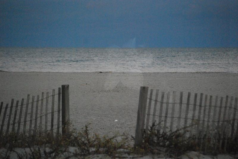 sand, beach, shore, Tybee Island, Georgia, water