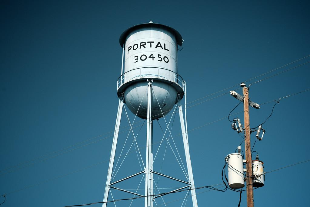 Portal, GA (Bulloch County) April 2011
