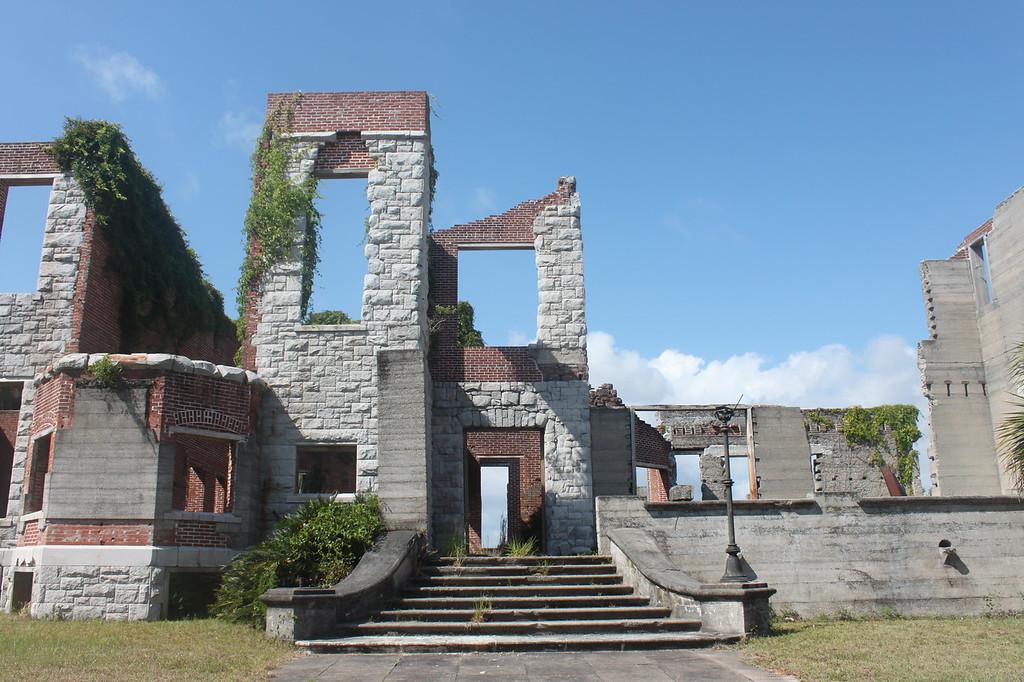 Dungeness Ruins Cumberland Island