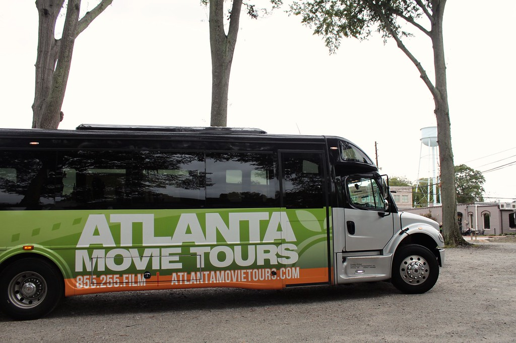atlanta movie tours