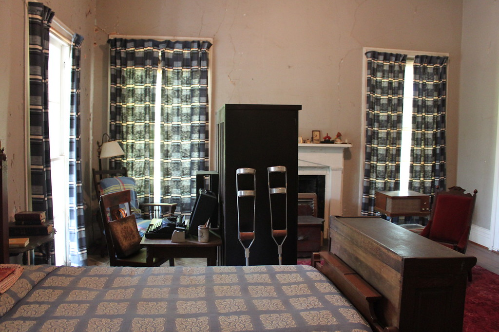Flannery's Bedroom at Andalusia