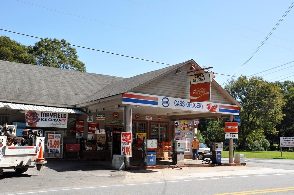 Cass Grocery, Cassville