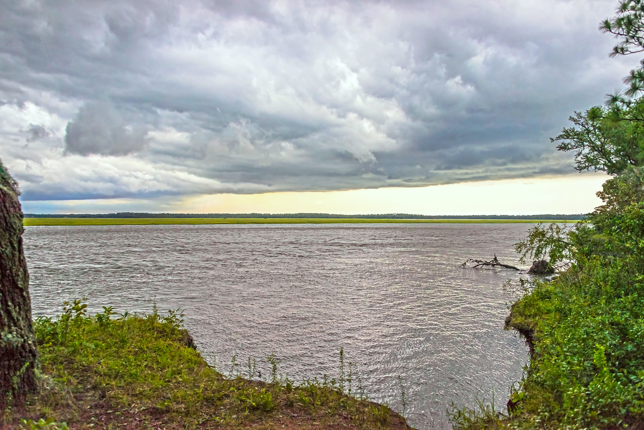 Crooked River Storm
