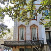 Historic Savannah Architecture and Wrought Iron Decoration