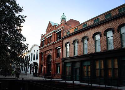 The Cotton Exchange Savannah, GA
