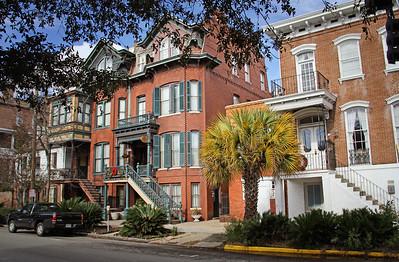 private homes Savannah, GA 12/2012