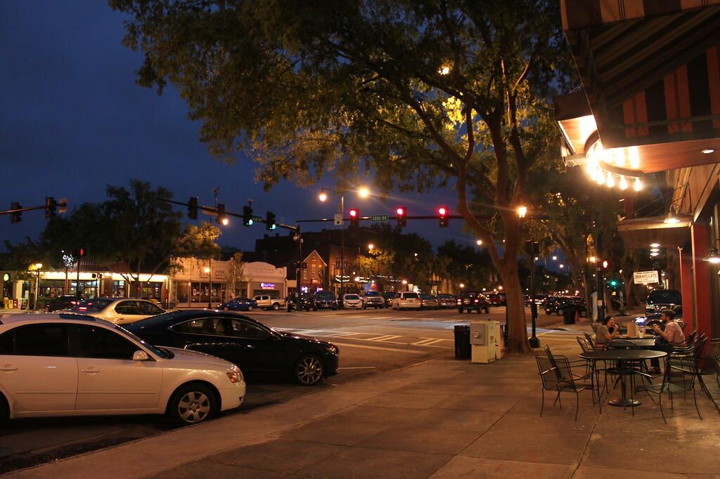 Downtown Augusta GA