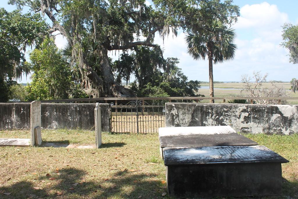 Dungeness Cemetery, Cumberland Island