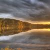 Fall Sunrise Reflections