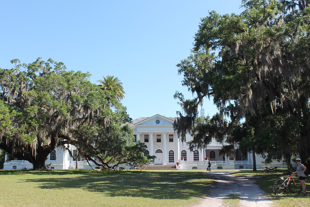 Plum Orchard Mansion Cumberland Island