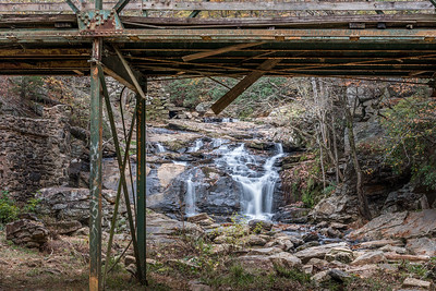 Trestle and Falls