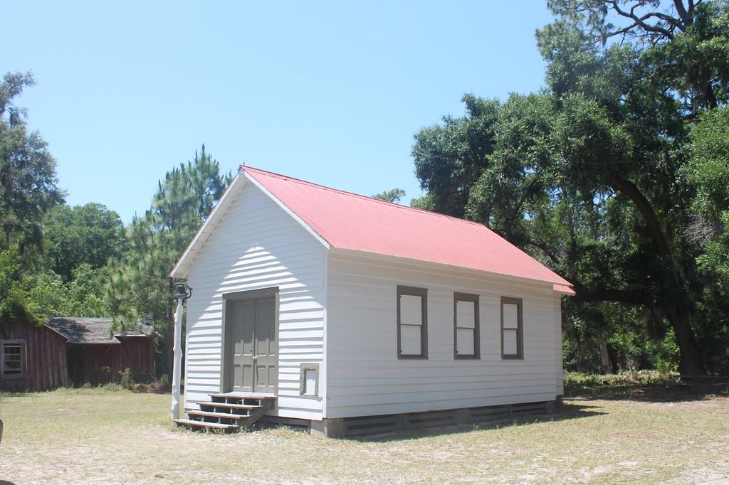 First African Baptist Church Cumberland Island