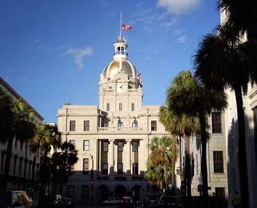 City Hall Savannah, GA 12/2012