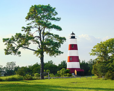 Sapelo Island State Park Light House