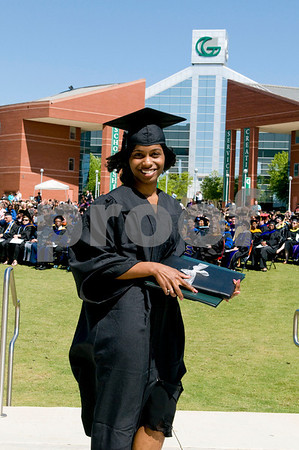GGC Celebration Graduation Portrait