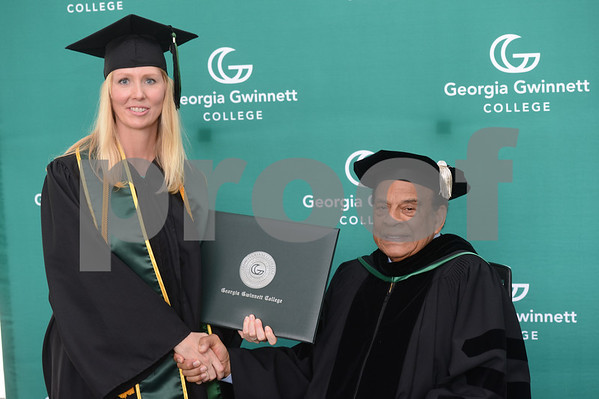 GGC Grads 2013 with Andrew Young