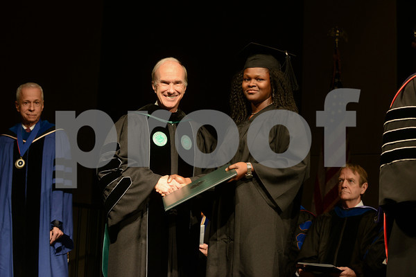GGC Winter 2012 Grads with Dr. Kaufman