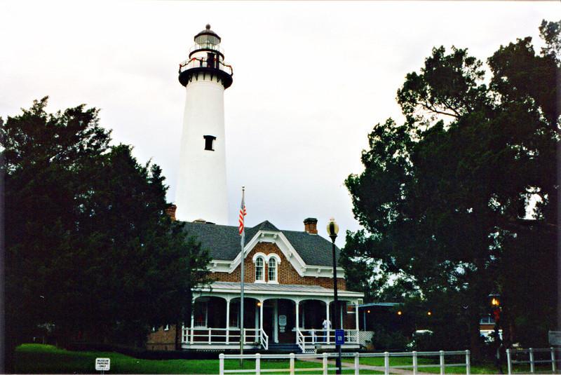 St Simons Island Light002