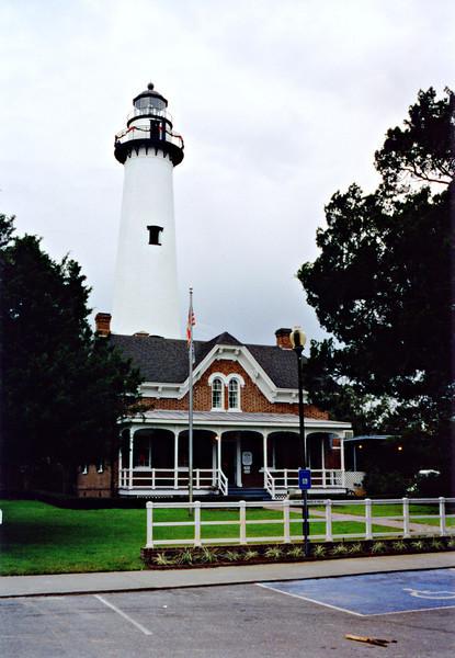 St Simons Island Light003