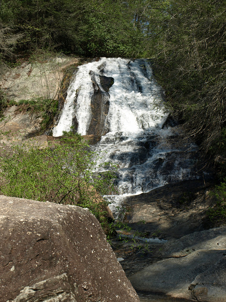Dick's Creek Falls<br /> Chattooga River