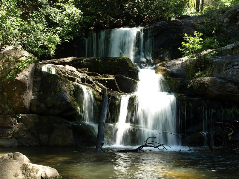 Moccasin Falls