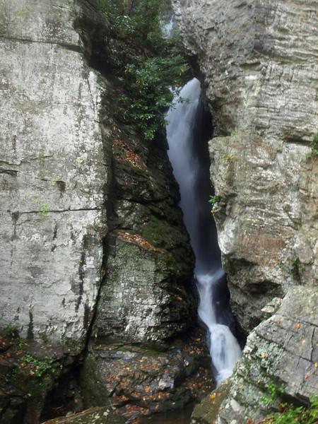 Raven's Cliff Falls