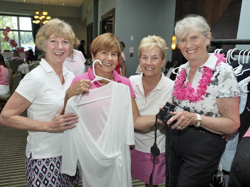 Ladies Golf Fore the Cure  17