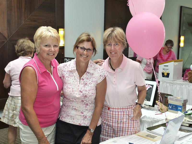 Ladies Golf Fore the Cure  07